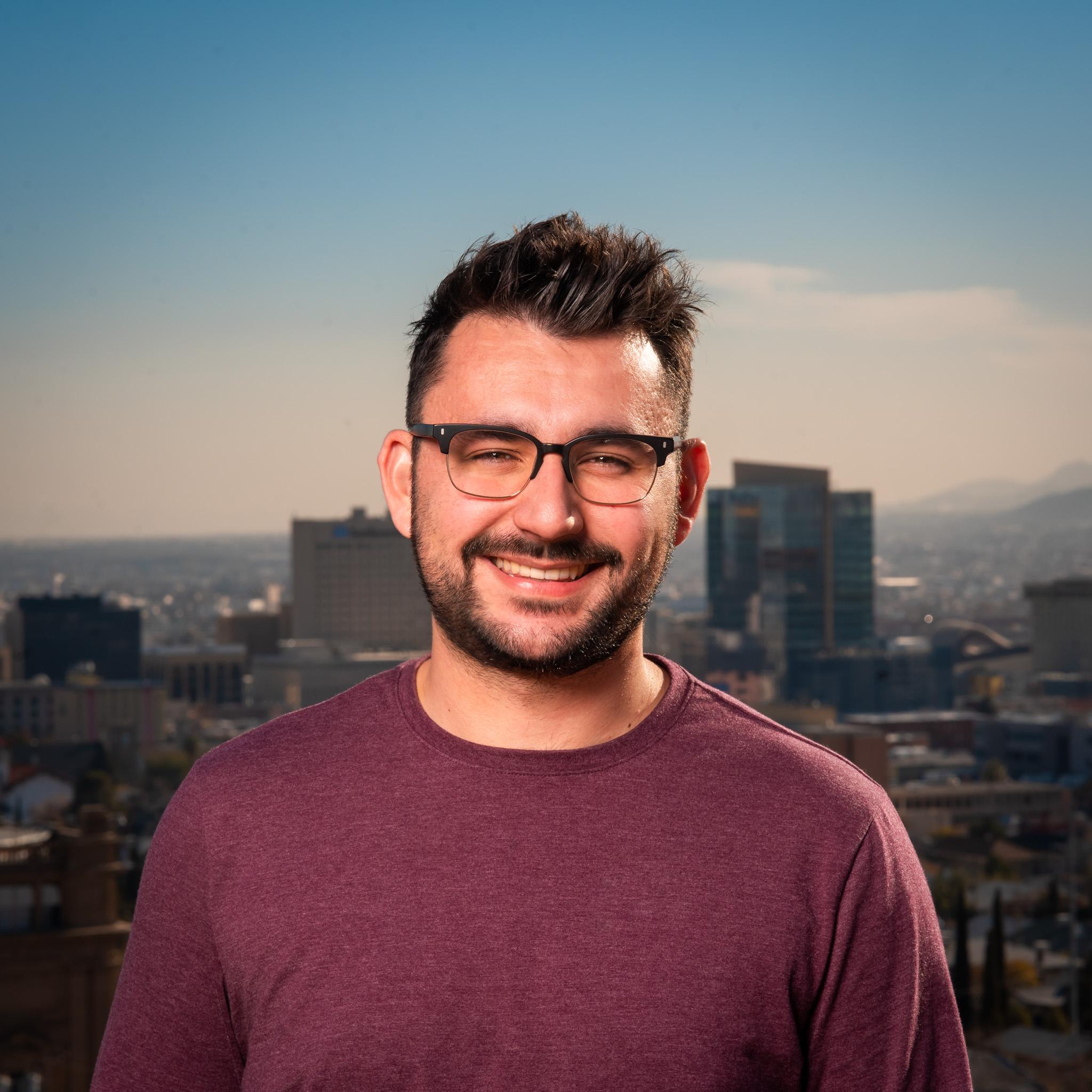 Ivan Huerta Founder Gym Fundraising Cohort 3
